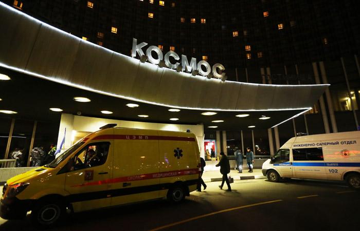 Число эвакуированных из-за угроз взрыва в Москве приблизилось к 9 тыс. человек