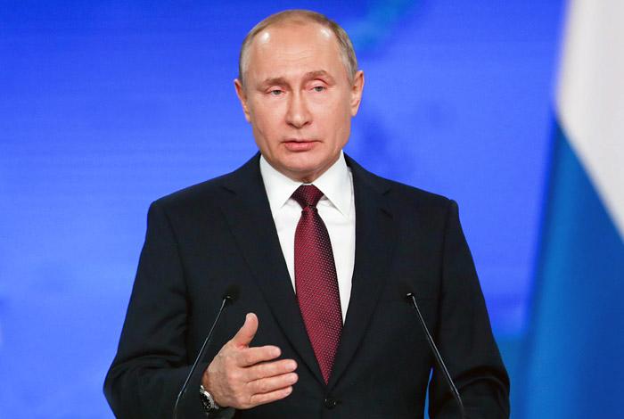 """Путин заявил, что бизнес не должен постоянно """"ходить под статьей"""""""