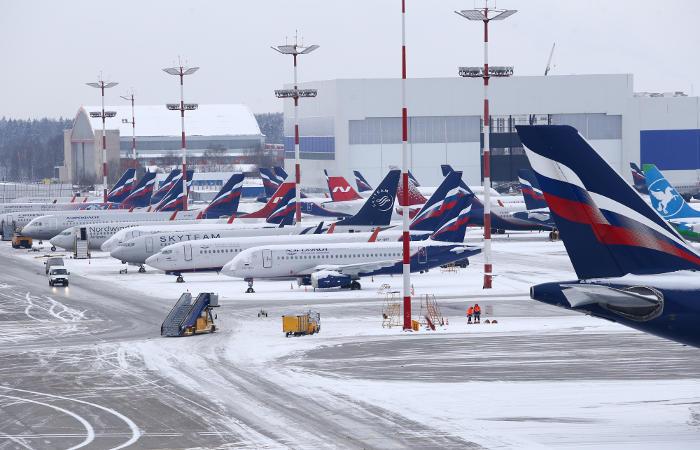 """""""Аэрофлот"""" отменит до субботы 25 московских рейсов"""