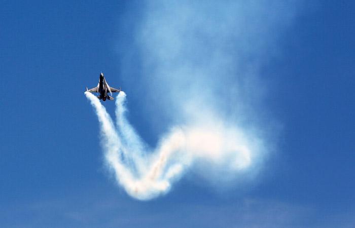 ВВС Индии сбили пакистанский самолет