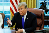"""Трамп лично одобрил кибероперацию против российских """"троллей"""" в день выборов 2018 года"""