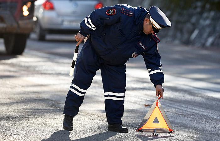 В аварии автобуса под Калугой пострадали 20 детей