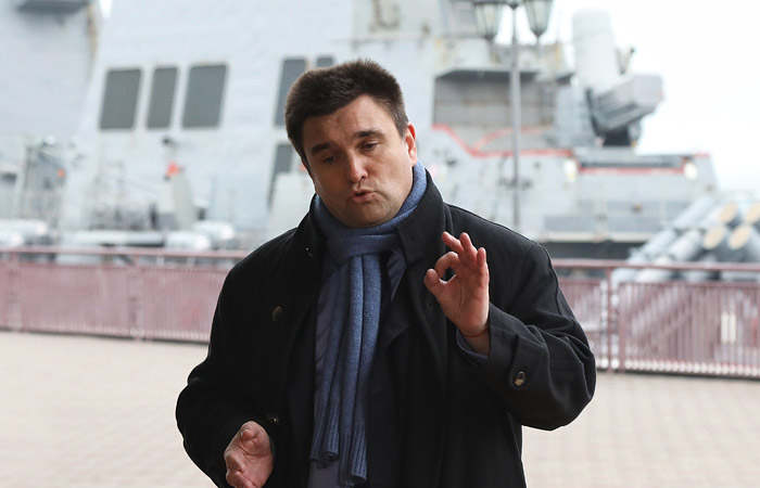 """Климкин пригрозил, что Черное море станет для России """"бермудским треугольником"""""""