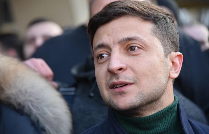 Зеленский заявил, что Украине не избежать переговоров с Россией