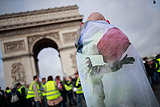 """Во Франции началась шестнадцатая акция """"желтых жилетов"""""""