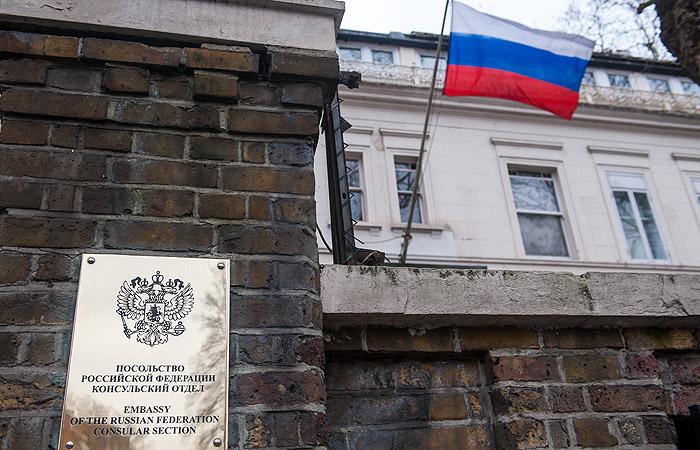 Посольство РФ в Лондоне назвало клеветой публикации о работе главы дипмиссии на разведку
