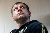 Бой Александра Емельяненко в Челябинске отменен