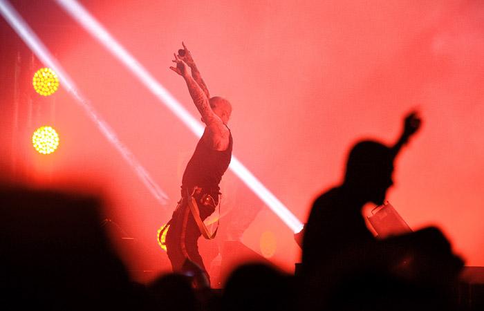 The Prodigy отменили все концерты из-за смерти Кита Флинта