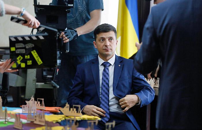 Зеленский посчитал, что против него готовятся уголовные дела на Украине