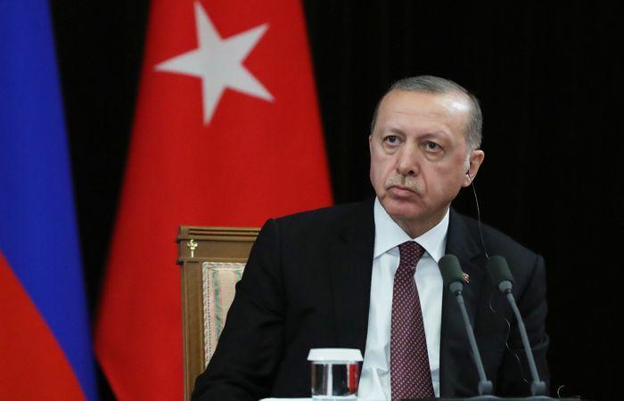 Эрдоган ответил США наугрозы из-за С-400