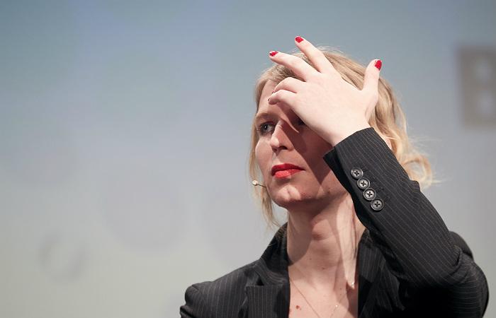 Информатора Wikileaks Челси Мэннинг взяли под арест за отказ дать показания