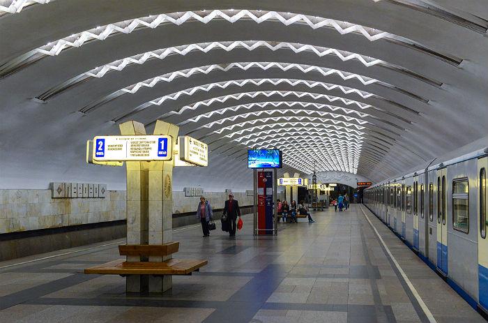 Упавший под поезд в московском метро пассажир погиб