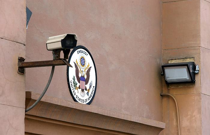 """Посольство США сообщило о разрешении ситуации с сотрудником с миной в """"Шереметьево"""""""