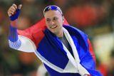 Конькобежец Павел Кулижников установил новый мировой рекорд на Кубке мира