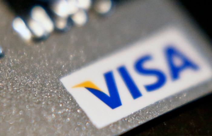 Visa увеличит сумму для закупок без ПИН-кода