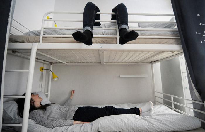 Совфед отклонил закон о запрете хостелов в многоквартирных домах