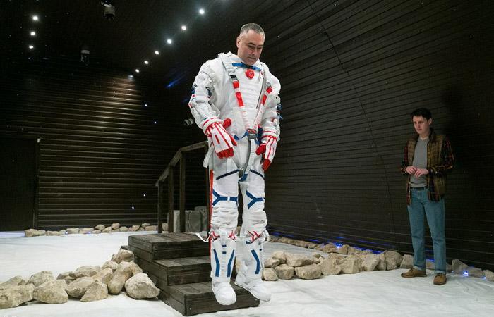 В Москве начался эксперимент по имитации полета на Луну