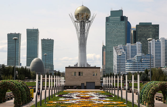 Президент Токаев предложил переименовать столицу Казахстана в Нурсултан