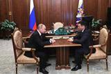 Президент РФ назначил чемпиона по кикбоксингу и.о. главы Калмыкии