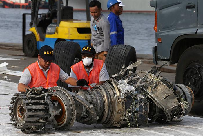 Упавший в 2018 году Boeing 737 MAX накануне крушения также едва не разбился