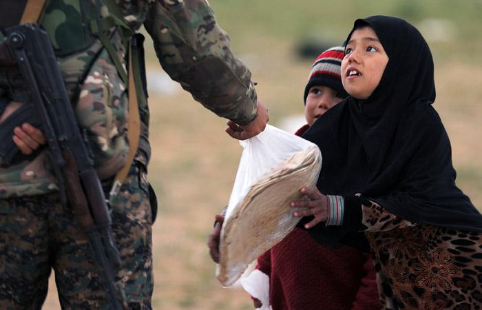 Курдские ополченцы заявили о падении последнего оплота ИГ в Сирии