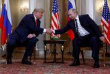 Белый дом отказался раскрыть Конгрессу подробности разговора Трампа с Путиным