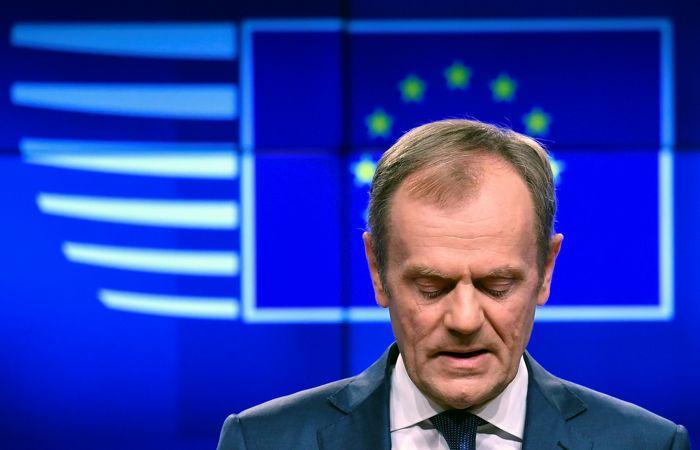 27 членов ЕС договорились о единогласном ответе Лондону по Brexit