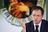Мединский ответил Шнурову на призыв разогнать министерство культуры