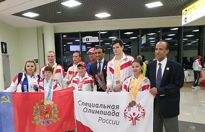 Сборная России победила на Специальной Олимпиаде в Абу-Даби