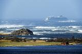 На потерявшем ход круизном лайнере Viking Sky восстановлена работа трех двигателей