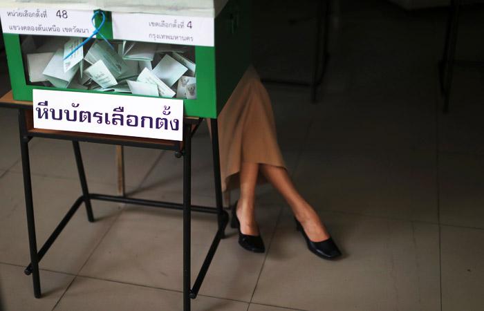 В Таиланде отложили объявление итогов выборов