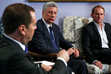 На Украине возбудят дело из-за поездки политиков Бойко и Медведчука в Москву