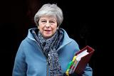 Тереза Мэй заявила о готовности уйти в отставку досрочно