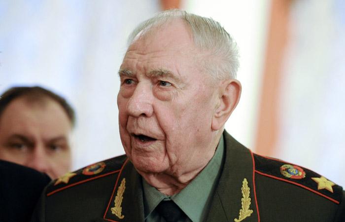 Суд в Вильнюсе заочно осудил  на 10 лет экс-министра обороны СССР Язова