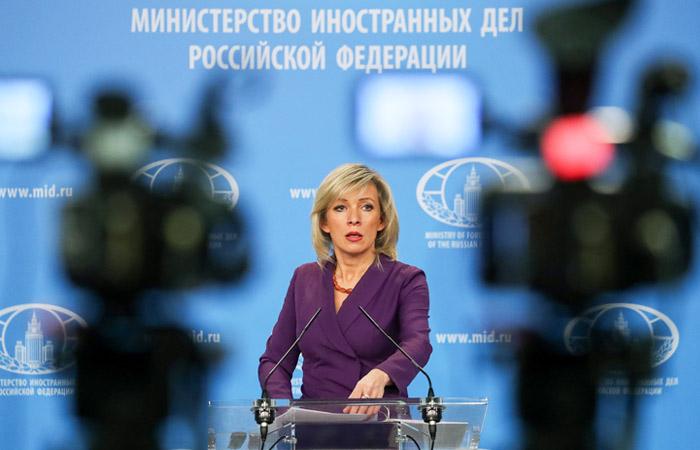 Захарова рассказала о сроках пребывания военных специалистов из России в Венесуэле