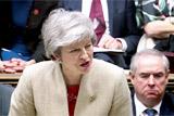 Британский парламент в третий раз отверг предложенное Мэй соглашение о выходе из ЕС