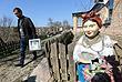 В селе Великие Дмитровичи, Киевская область