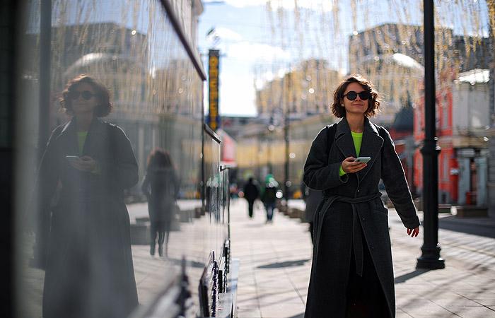 Весна в Москве обновила максимум тепла с начала года
