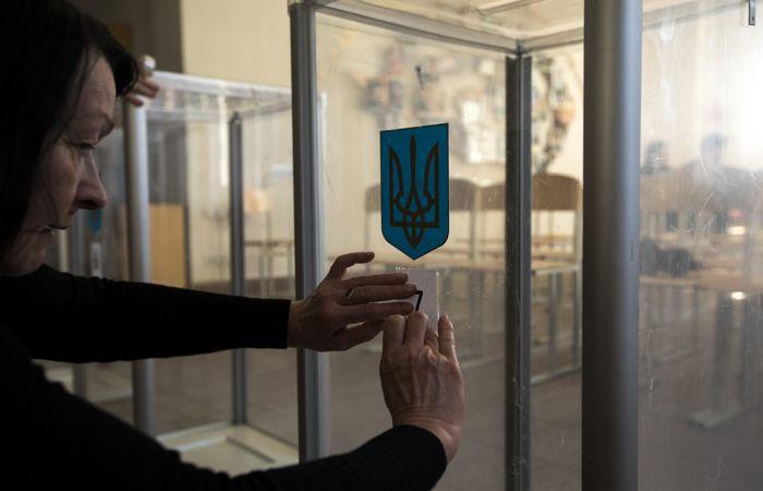 На Украине началось голосование на президентских выборах