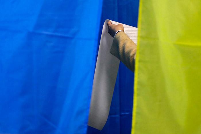 ЦИК Украины объявил о втором туре выборов президента
