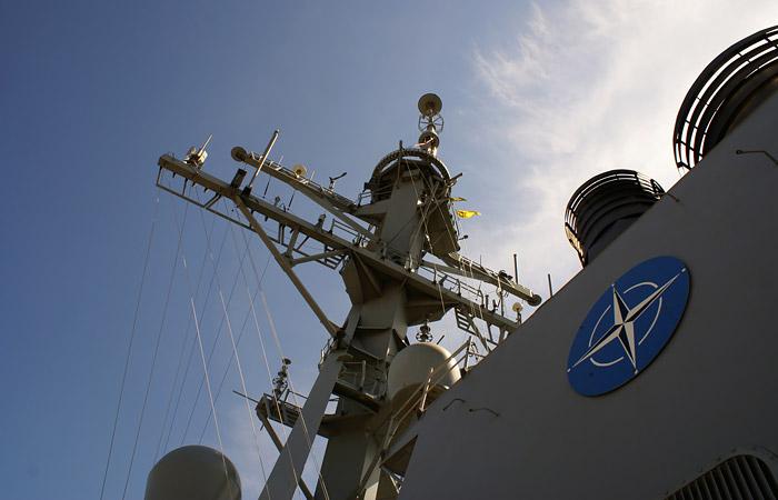 НАТО обсудит усиление своего присутствия в Черном море