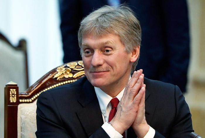 В Кремле ответили Зеленскому на обещание потребовать у РФ компенсацию за Крым и Донбасс