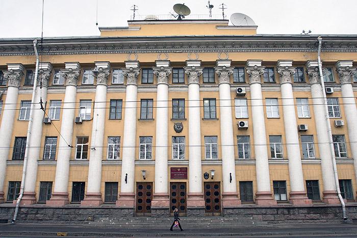 Взрыв произошел в военной академии Можайского в Петербурге
