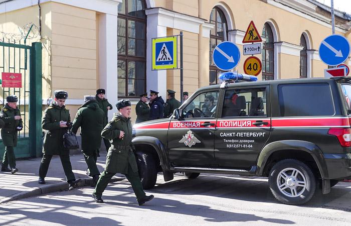Дело о покушении на убийство завели после взрыва в академии Можайского в Петербурге