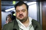 Неизвестный напал на Василия Уткина