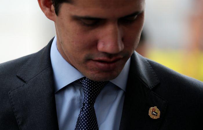 Национальное учредительное собрание Венесуэлы лишило Гуайдо неприкосновенности