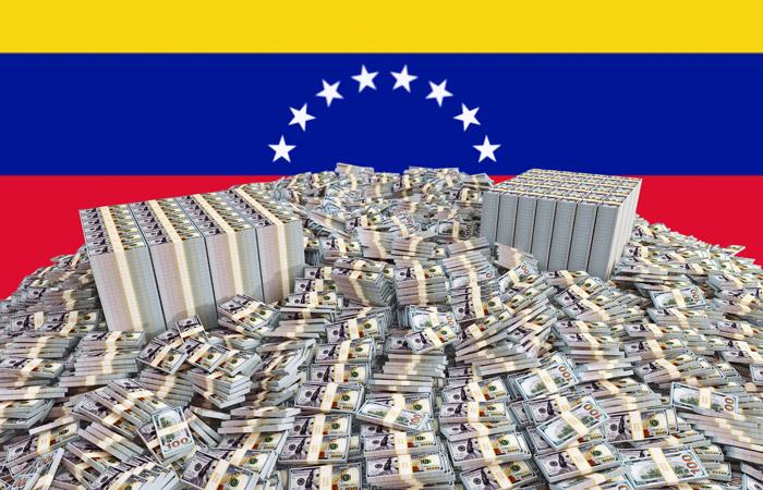 Венесуэла невнесла Российской Федерации платеж замарт