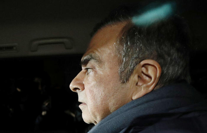 Экс-глава Nissan снова арестован в Японии