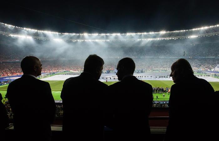 Украинское телевидение назвало препятствия для дебатов на стадионе