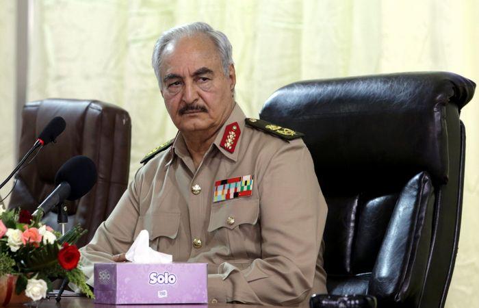 Главнокомандующий Ливийской нацармии отказался от встречи с премьером страны